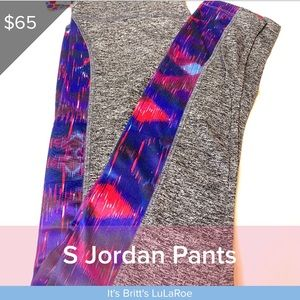 Lularoe Jordan Workout Leggings